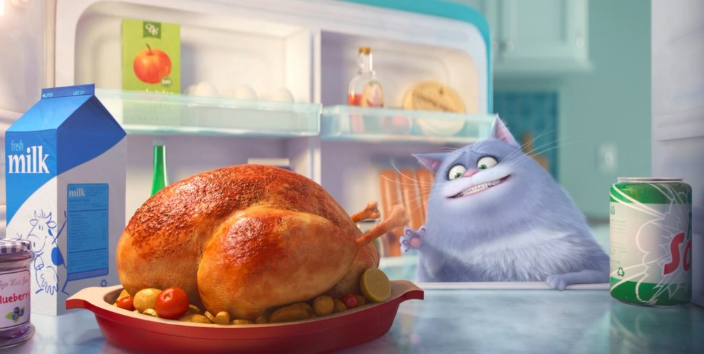 'The Secret Life of Pets' Trailer is out to show you what your cat does all da