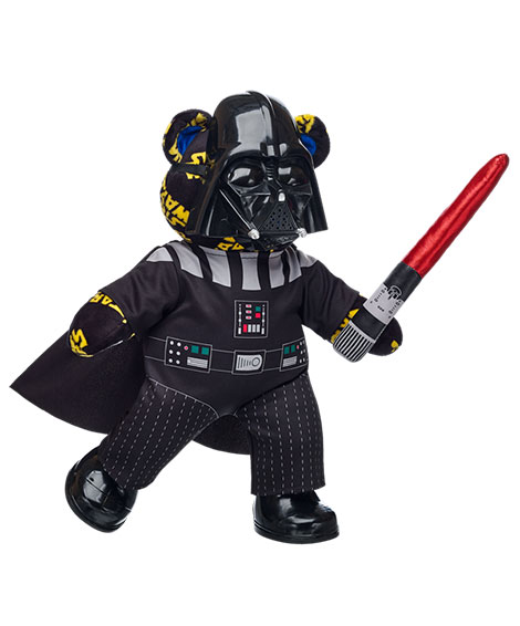Star Wars Build A Bear Dearth Vader