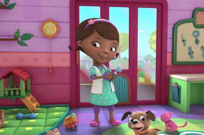 Disney Junior starts a special Doc McStuffins museum exhibit