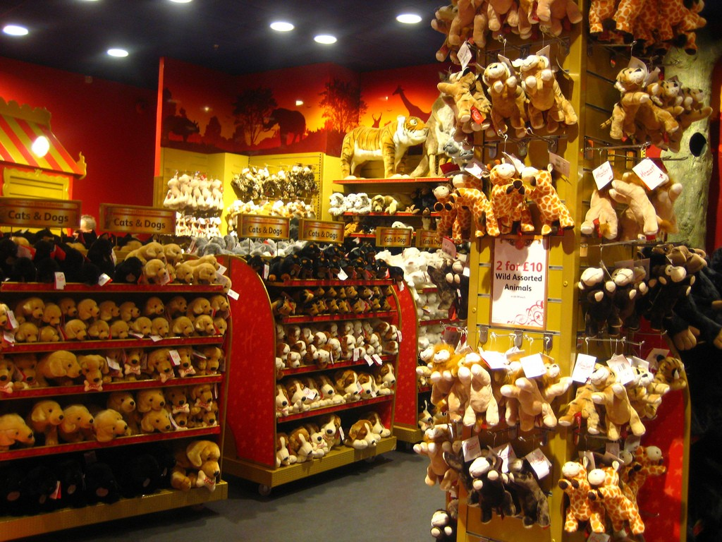 Toys From Hamleys : Toy stores images usseek