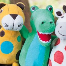 Childrenswear brand Frugi starts to make stuffed animals