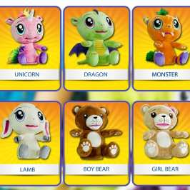Storytime pets are stuffed animals that tell bedtime stories