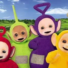 The Teletubbies get new toys for the first time in 19 years