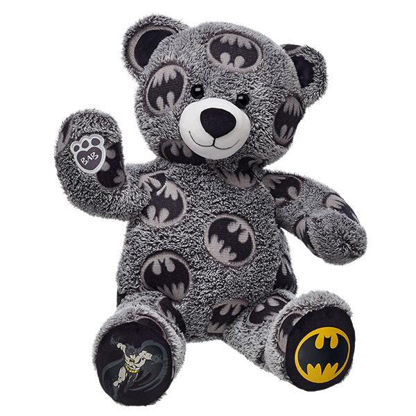 Build A Bear Announces Batman And Superman Teddy Bears