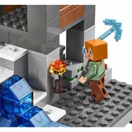 LEGO shows off its biggest Minecraft playset ever