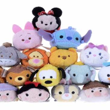 The Tsum Tsum craze continues. Can they become the new Beanie Babies?