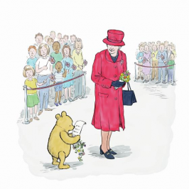 Winnie-the-Pooh turns 90 years old and celebrates with a new story