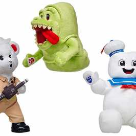 Build-A-Bear introduces new Ghostbusters stuffed animals
