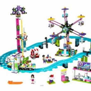LEGO reveals its top playsets for Christmas 2016