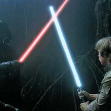 Disney might be working on a real lightsaber