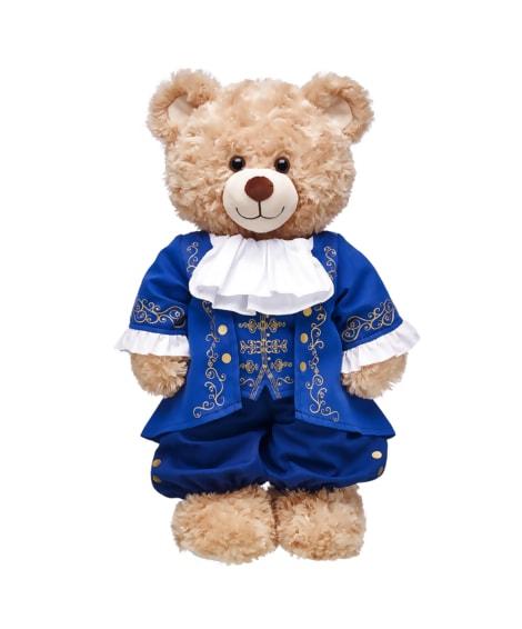 Build-a-Bear Beauty and the Beast teddy bear