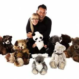 Charlie Bears is the stuffed animals maker who you might not know but is widely popular with collectors