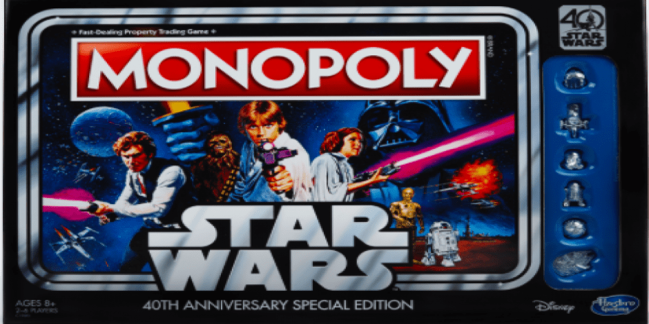 Hasbro launches a 40th Anniversary Star Wars: A New Hope Black Series toy range