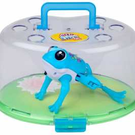 Moose Toys is recalling more than 400,000 Little Live Pets Lil Frogs and Lil Frog Lily Pads