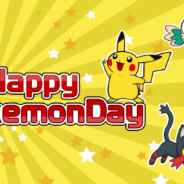 New toys debut for Pokemon Day