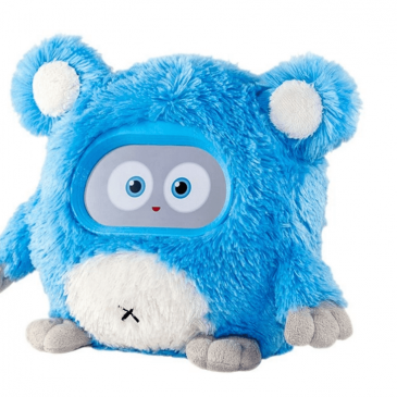 Woobo is the new cuddly smart stuffed animal which can talk with you