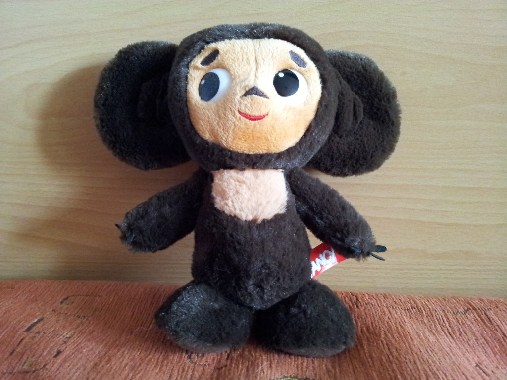 Popular Russian characters Cheburashka and Gena turns 50 years old