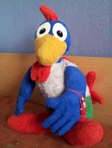 Popular mascot stuffed animals