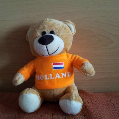 Holland is awesome as is this teddy bear