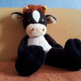 Stuffed Classics - Moo the stuffed cow