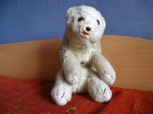 Whitey the White Bear
