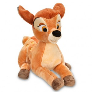 Bambi stuffed