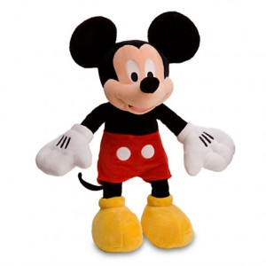Disney plush animals collection