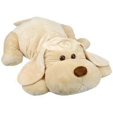 Five cool jumbo stuffed animals
