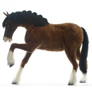 stuffed-horse