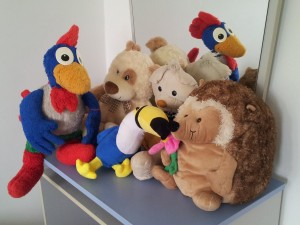 Children donate thousands of stuffed animals