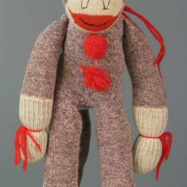 Five cool facts about sock monkeys