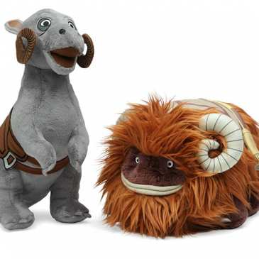 Six Star Wars plush animals for true fans