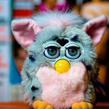 Furby makes the list of top 50 toys of all time