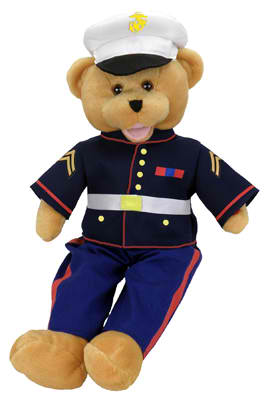 American Hero Teddy Bear