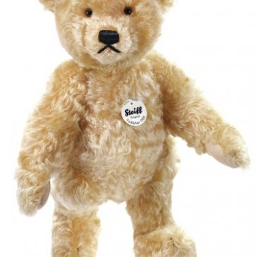 Margaret Thatcher's teddy bears were overly popular back in the day