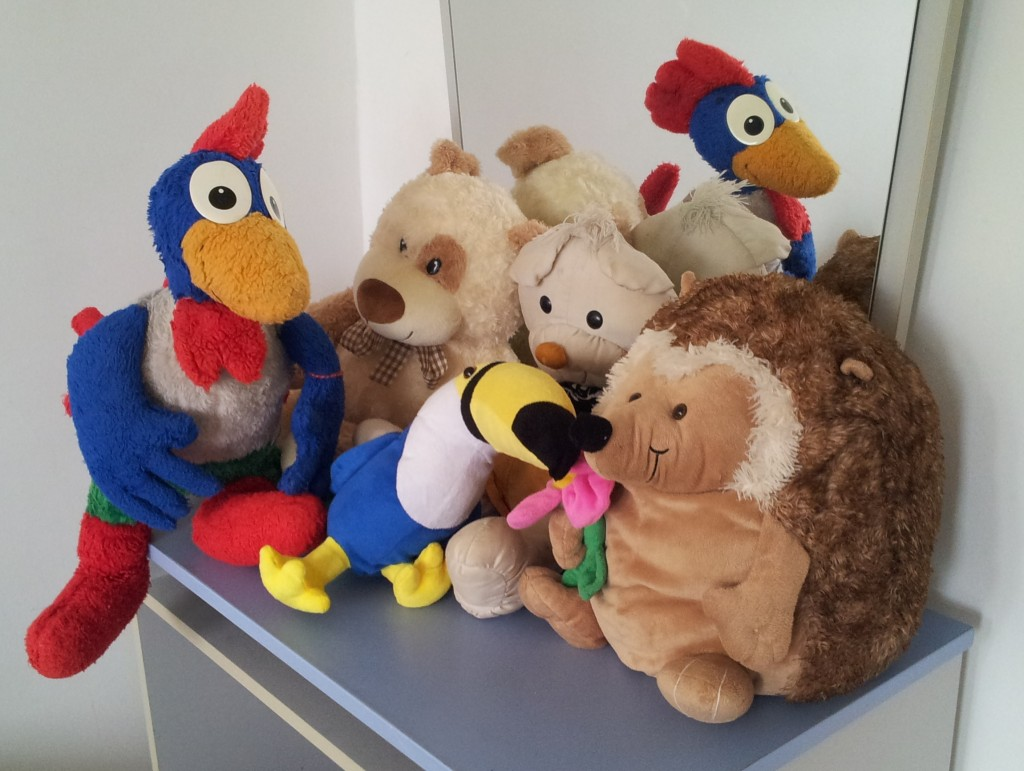 Adults say why they still love stuffed animals
