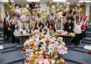 Clarkson University is hosting a Teddy Bear Toss
