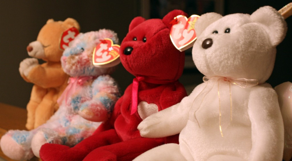 Kylie Jenner spent $12 000 on a Beanie Baby toy