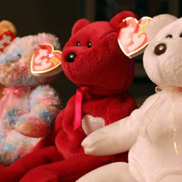 A few extreme cases of Beanie Babies obsession