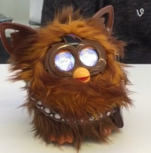 Meet the new Star Wars themed Furby - Furbacca