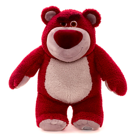How to restore the scent of a Lotso teddy bear