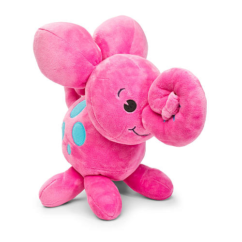 A Huggaloons Plushie called Bouncy