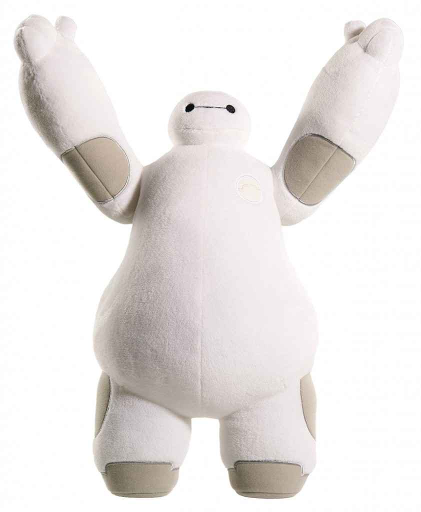 Big Hero 6 Baymax Plush Figure