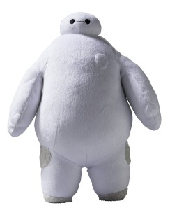 Check out this Big Hero 6 Baymax plush figure