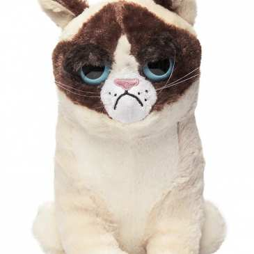 Top 5 Grumpy cat stuffed animals