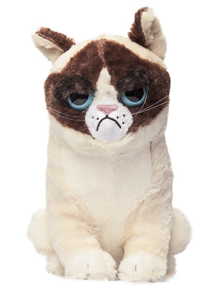 Stuffed Animal Toys : Top grumpy cat stuffed animals stuffedparty the