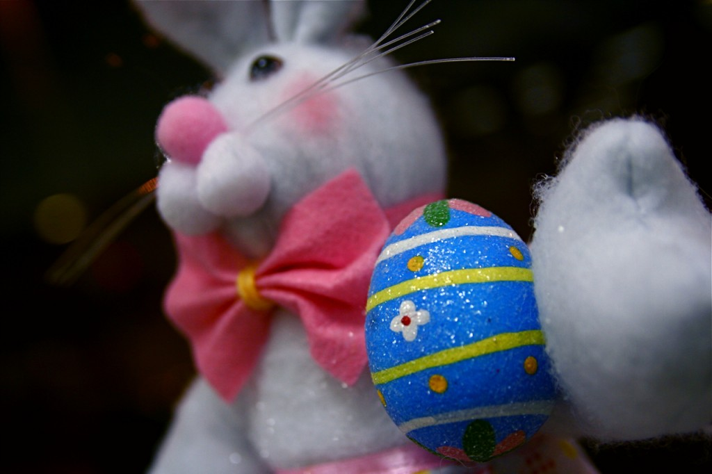 Five ways you can incorporate stuffed animals into the Easter egg hunt