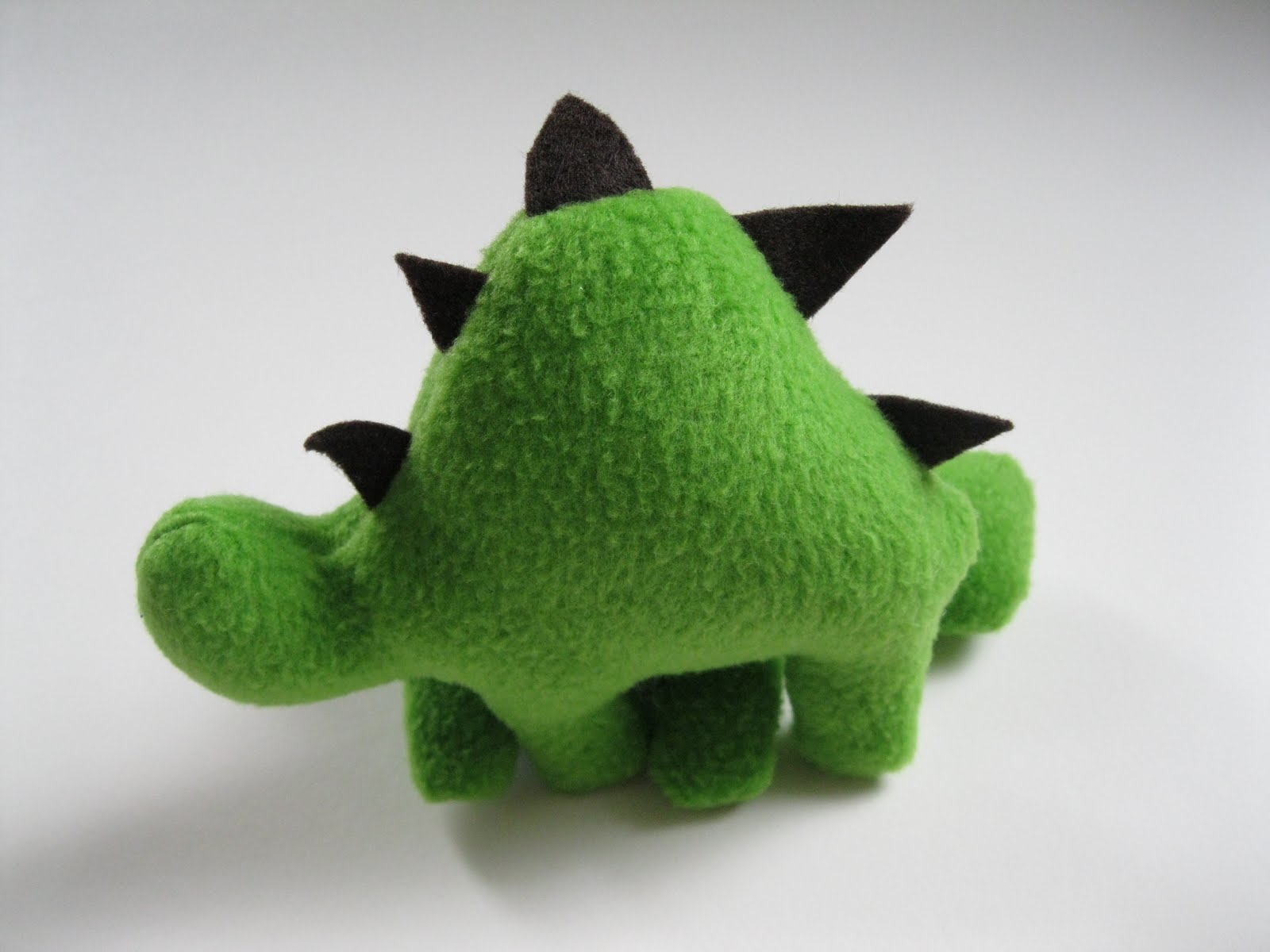 How To Make A Stuffed Dinosaur Stuffedparty Com The Community