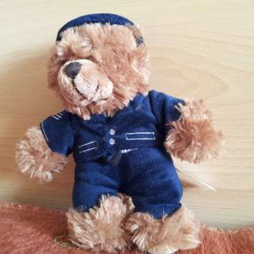 More firefighters and police treat trauma with stuffed animals