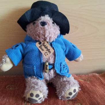 How to make a new stuffed animal look old
